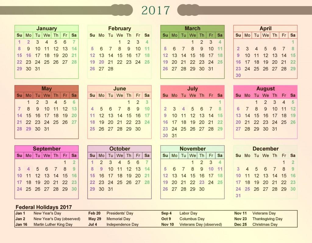 009 Sensational Google Calendar Template 2017 Picture Large