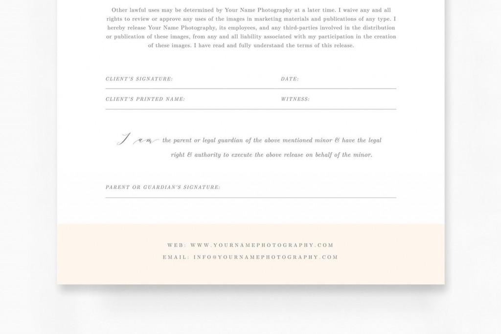 009 Sensational Model Release Form Template Idea  Photography Uk Gdpr AustraliaLarge