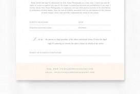 009 Sensational Model Release Form Template Idea  Photographer Gdpr Simple
