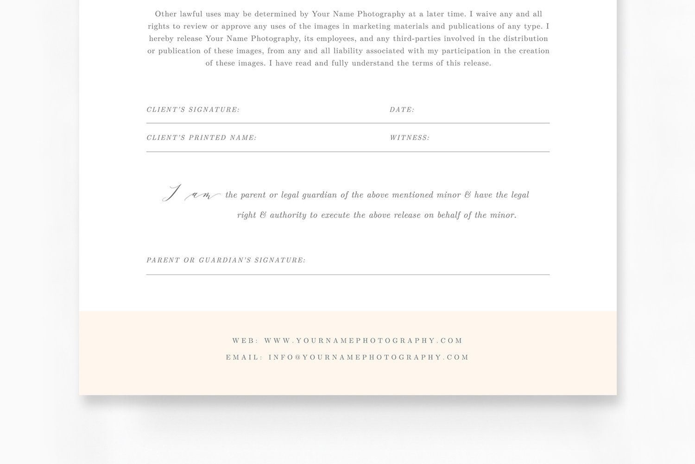 009 Sensational Model Release Form Template Idea  Photography Uk Gdpr AustraliaFull
