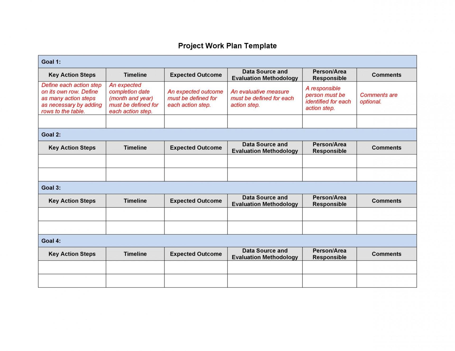 009 Sensational Personal Development Plan Template Word Sample  Free M1920