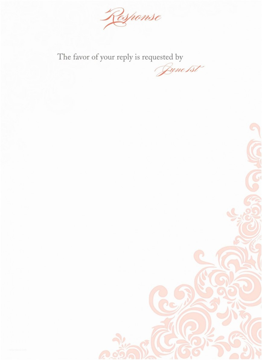 009 Shocking Blank Wedding Invitation Template Example  Templates Printable Free Download Card Design Video
