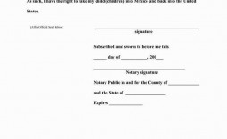 009 Shocking Child Support Agreement Template Concept  Australia Bc Alberta