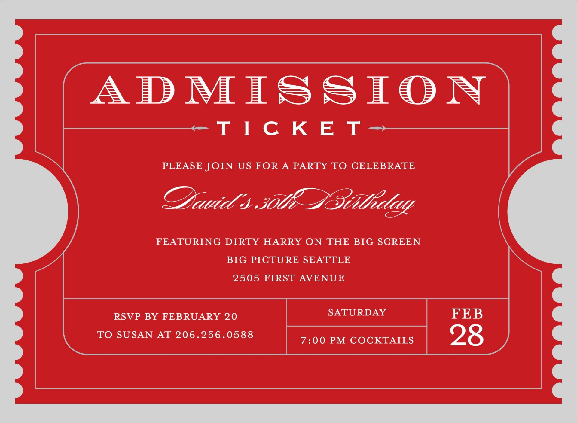009 Shocking Free Event Ticket Template Printable High Resolution 1920