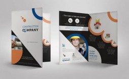 009 Shocking Half Fold Brochure Template Picture  Free Microsoft Word Indesign
