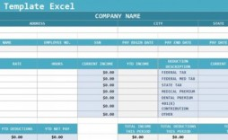 009 Shocking Pay Stub Excel Template Sample  Quickbook Paycheck Microsoft Check