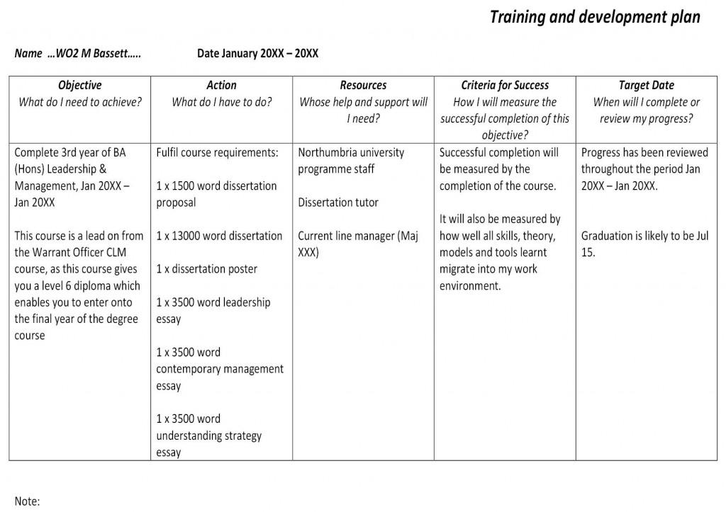 009 Shocking Professional Development Plan Template For Nurse Design  Nurses Sample Goal ExampleLarge