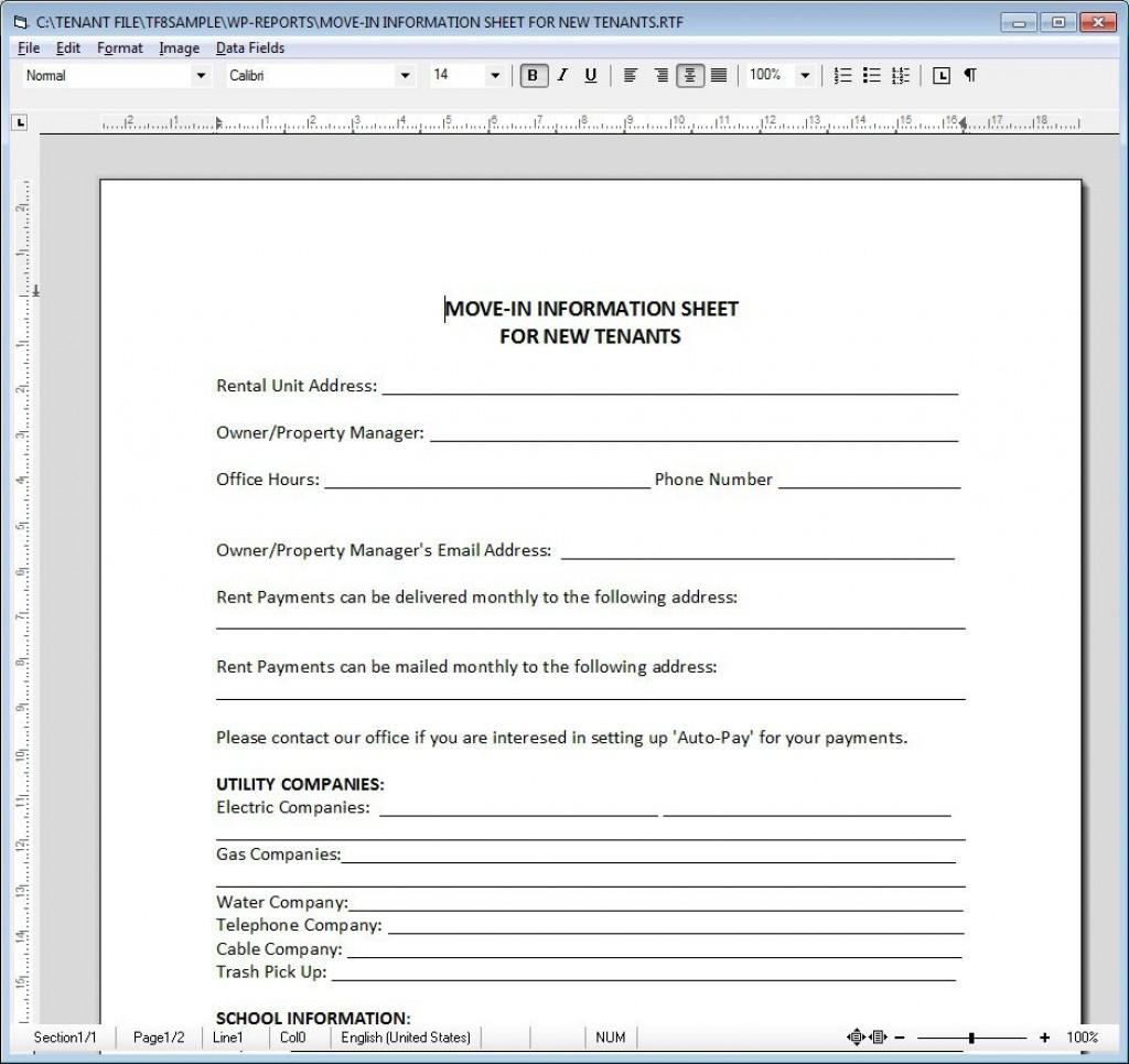 009 Shocking Property Management Maintenance Checklist Template Sample  FreeLarge