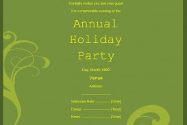009 Shocking Retirement Party Invite Template Word Free Example