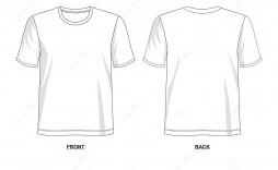 009 Shocking T Shirt Template Design High Def  Psd Free Download Editable
