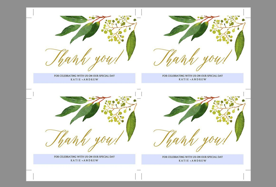 009 Shocking Wedding Thank You Card Template Inspiration  Message Sample Free Download Wording For MoneyFull