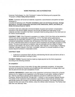 009 Shocking Writing A Job Proposal Template Sample High Definition 320