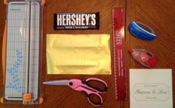 009 Simple Candy Bar Wrapper Template Measurement High Definition  Measurements Dimension
