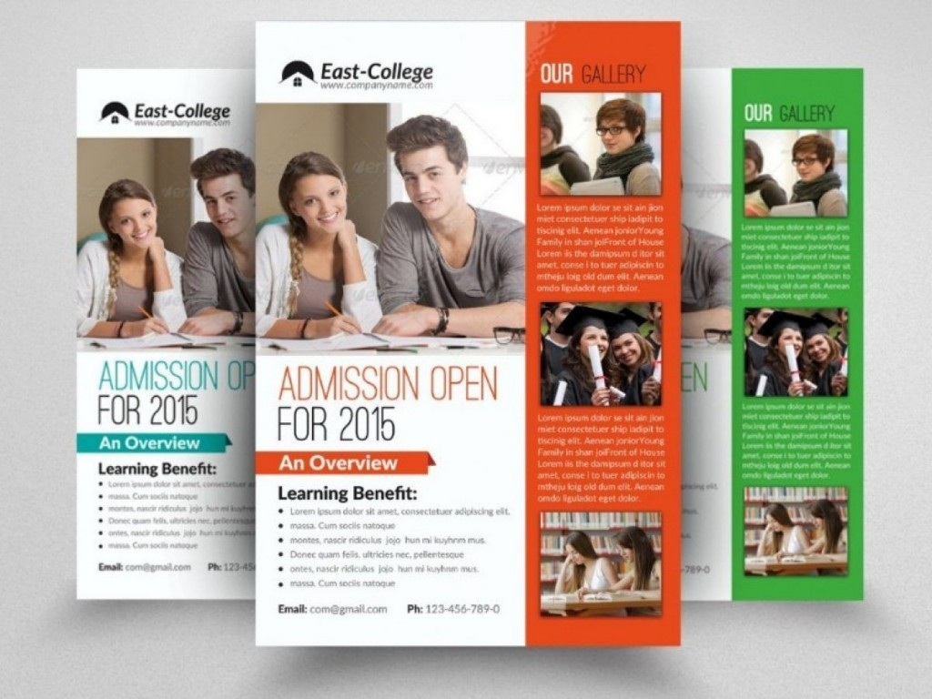 009 Simple Tutoring Flyer Template Free High Resolution  Word MathLarge