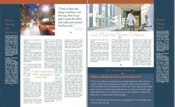 009 Singular M Publisher Newsletter Template Design  Microsoft Office Free School Email