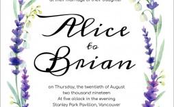 009 Singular Printable Wedding Invitation Template Highest Quality  Templates Etsy Free For Microsoft Word