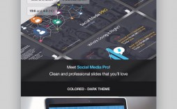 009 Singular Social Media Trend 2017  Powerpoint Template Free Highest Quality -