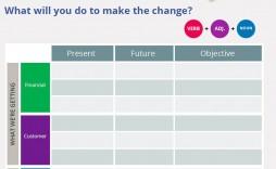 009 Singular Strategic Planning Template Free Highest Clarity  Excel 6 It For Cio