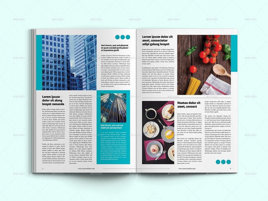 009 Staggering Adobe Indesign Newsletter Template Free Download Photo Large