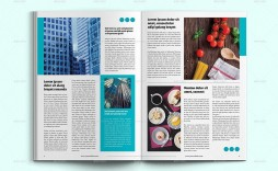 009 Staggering Adobe Indesign Newsletter Template Free Download Photo