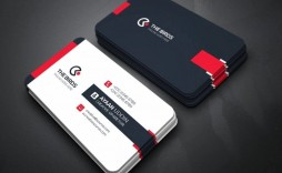 009 Staggering Dj Busines Card Template Example  Psd Free Download