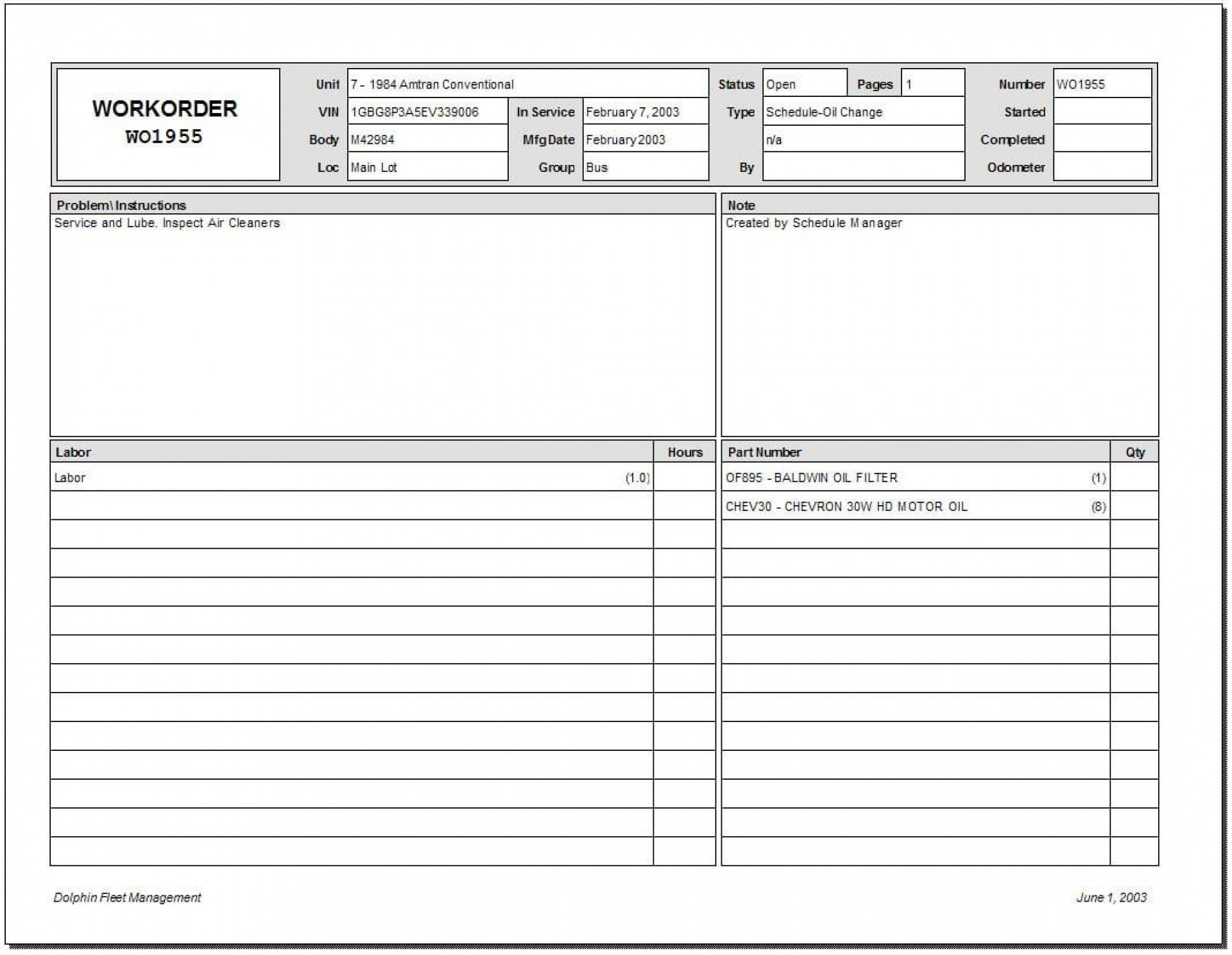 009 Staggering Excel Work Order Tracking Template High Resolution  Construction Microsoft1920