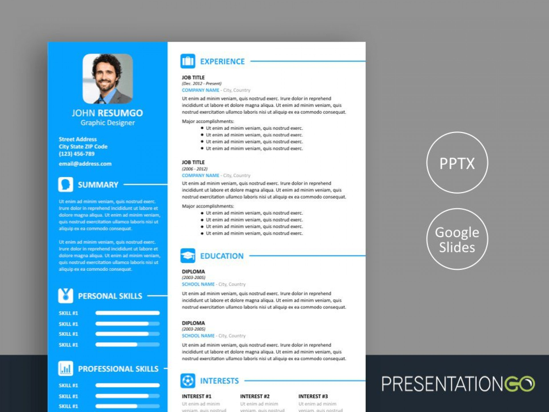 009 Staggering Google Doc Powerpoint Template Example  Templates Presentation1920