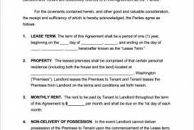 009 Staggering Residential Lease Agreement Template Design  Tenancy Form Alberta California