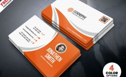009 Staggering Simple Busines Card Design Template Free Highest Quality  Minimalist Psd Visiting File Download