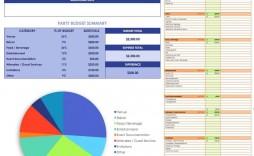009 Stirring Event Planning Budget Worksheet Template Concept  Free Download Spreadsheet Planner