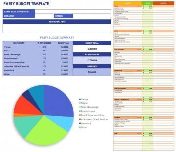 009 Stirring Event Planning Budget Worksheet Template Concept  Free Download Planner Spreadsheet360