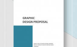 009 Stirring Graphic Design Proposal Template Doc Free Highest Clarity