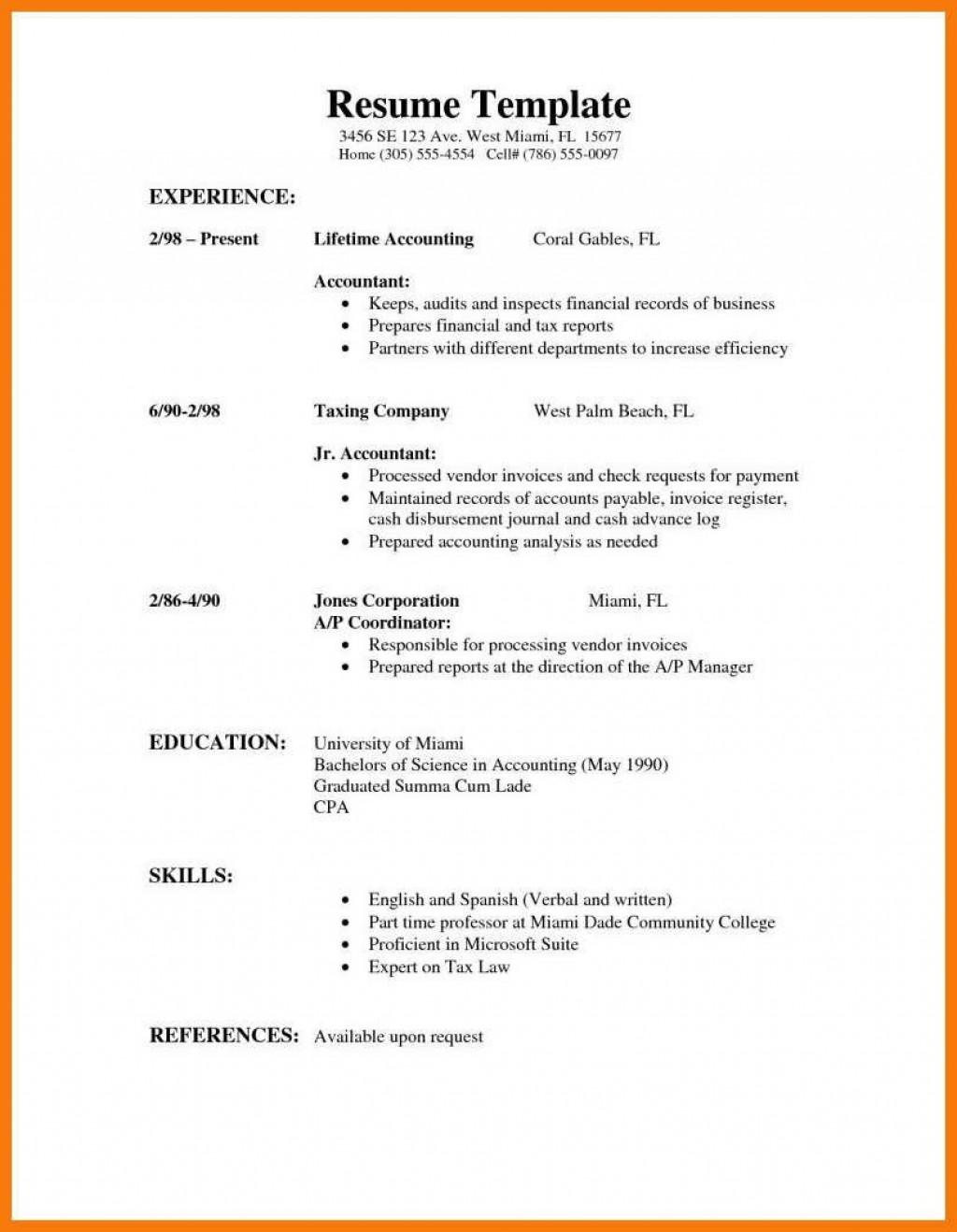 009 Stirring High School Student Resume Template Sample  Free Microsoft Word 2010Large