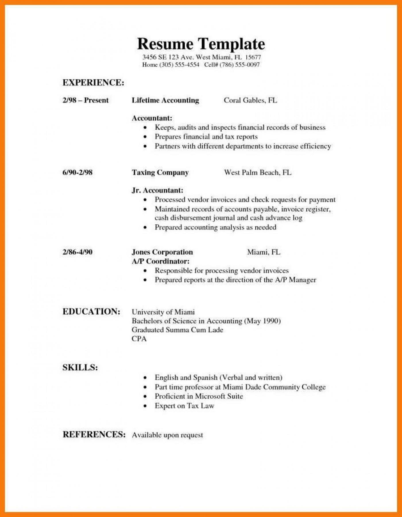 009 Stirring High School Student Resume Template Sample  Free Google Doc1400