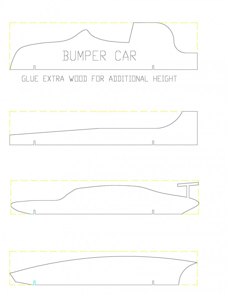 009 Stirring Pinewood Derby Car Design Template Inspiration  Fastest Cub Scout