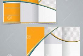 009 Stirring Tri Fold Brochure Template Free High Def  Download Photoshop M Word Tri-fold Indesign Mac