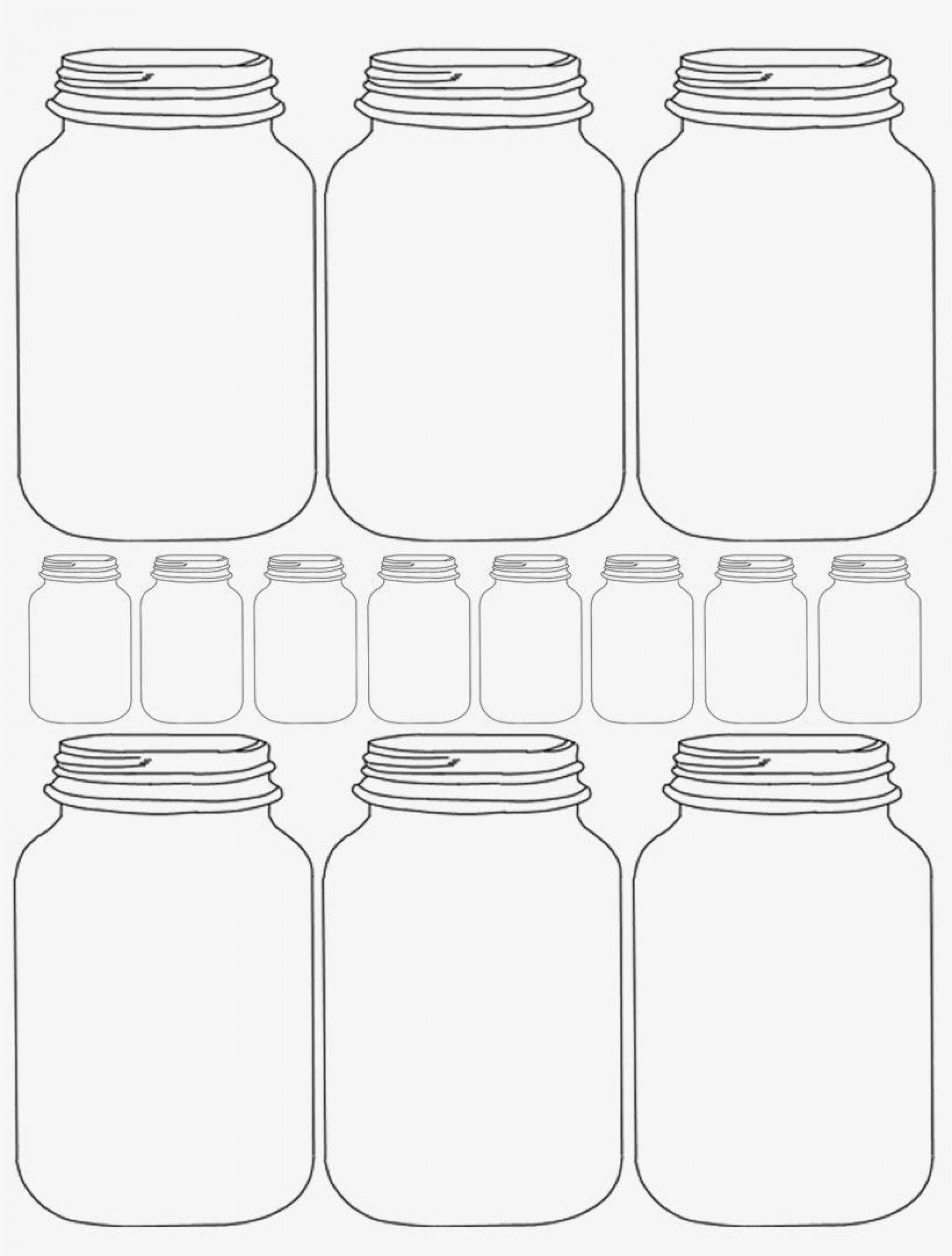009 Striking Mason Jar Invitation Template High Def  Free Wedding Shower Rustic1920