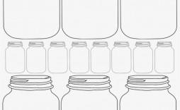 009 Striking Mason Jar Invitation Template High Def  Free Wedding Shower Rustic