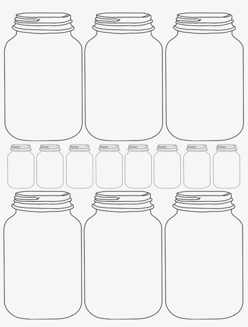 009 Striking Mason Jar Invitation Template High Def  Free Wedding Shower RusticFull