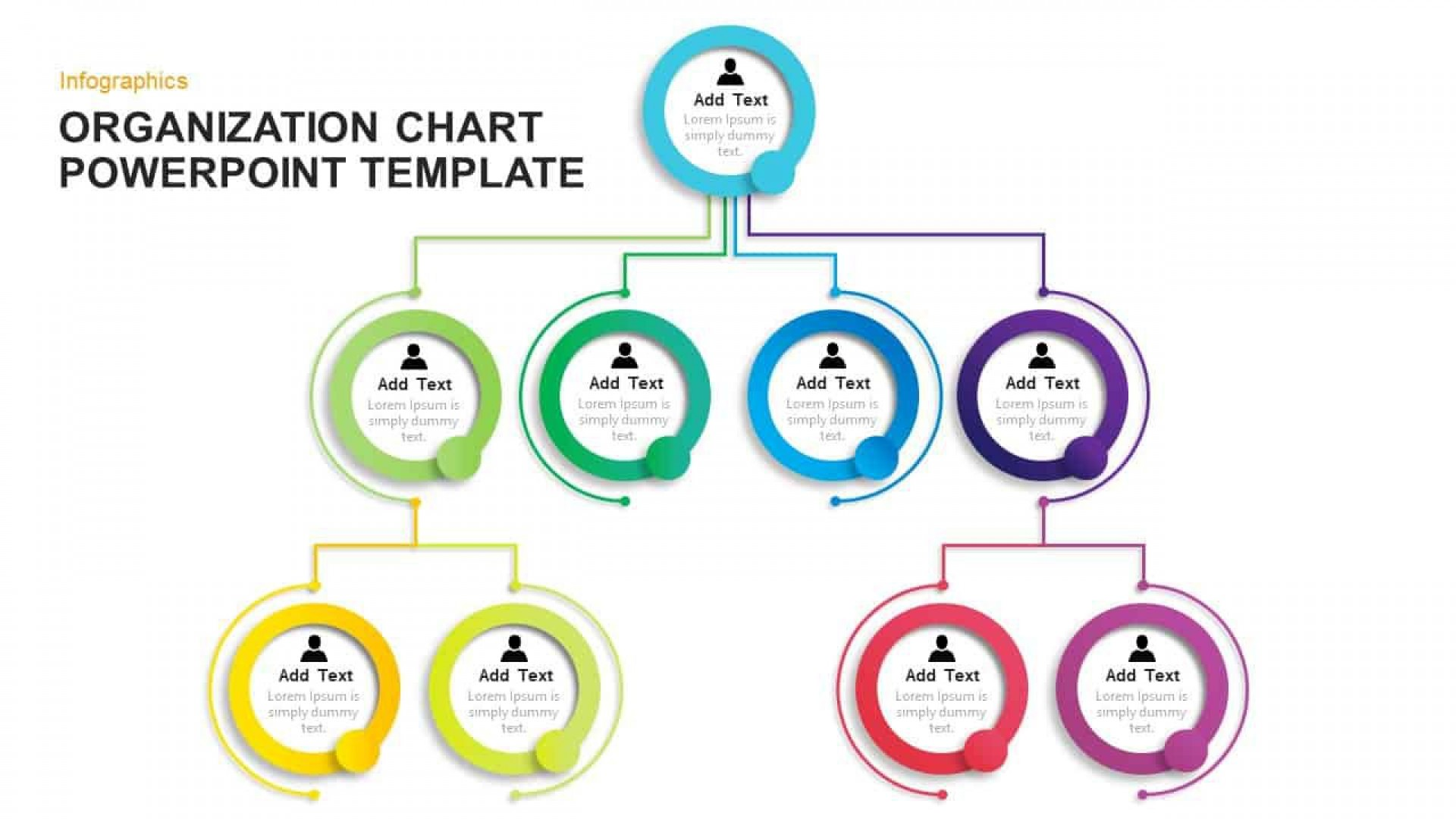 009 Striking Organizational Chart Template Powerpoint Free Image  Download 2010 Organization1920