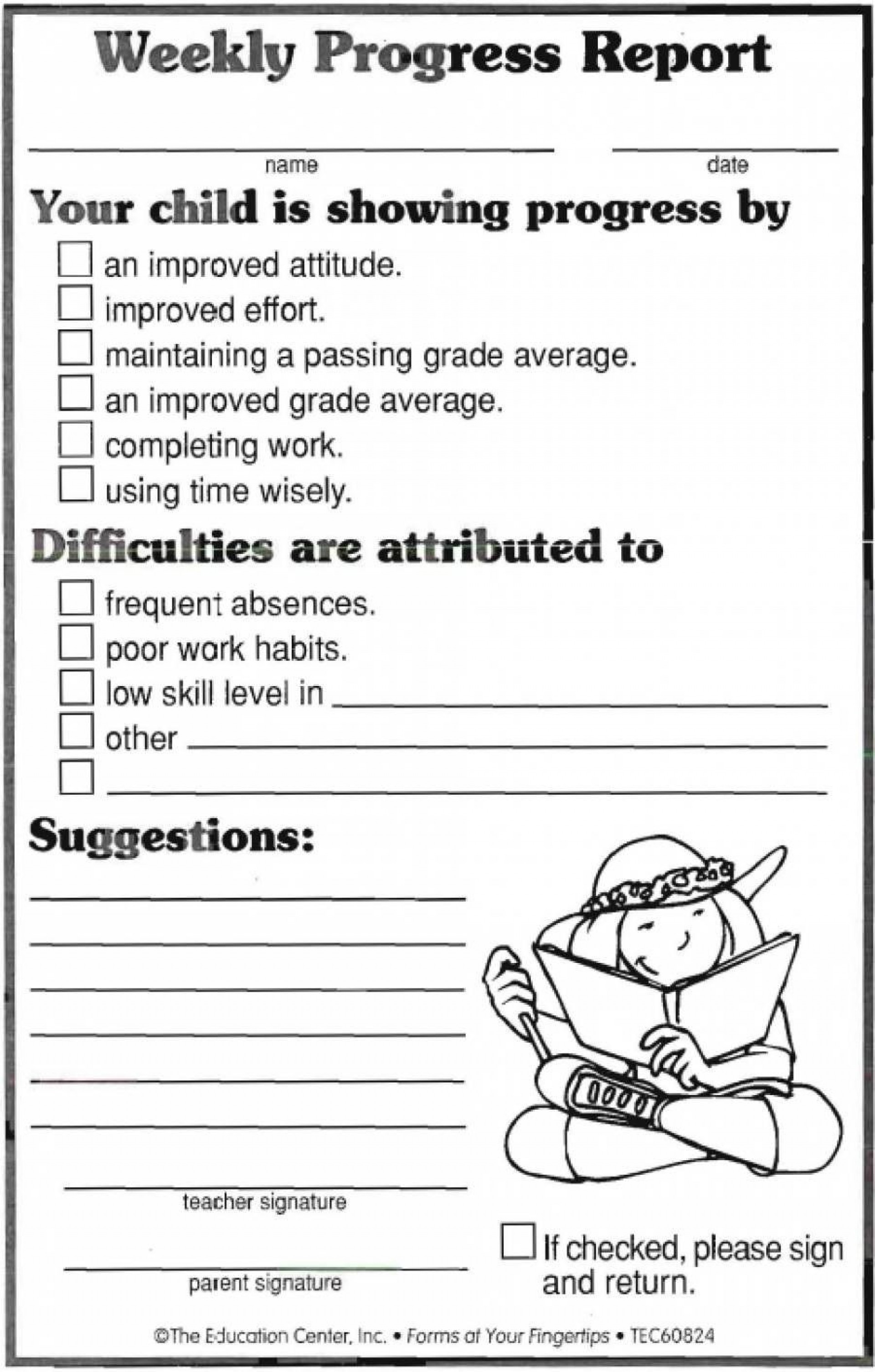 009 Striking Preschool Daily Report Template High Definition  Form Baby Sheet1920
