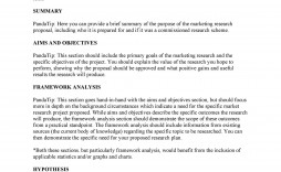 009 Striking Research Project Proposal Template Word Inspiration
