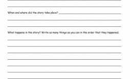 009 Stunning Blank Book Report Form 6th Grade Concept  Free Printable Template