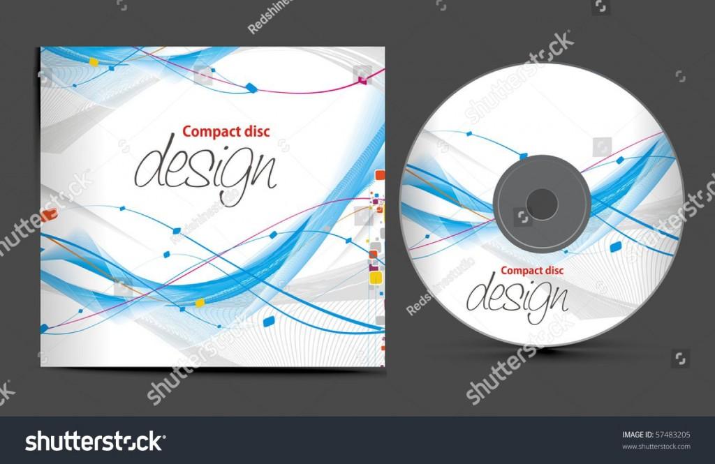 009 Stunning Cd Cover Design Template Highest Quality  Free Vector Illustration Word Psd DownloadLarge