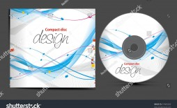 009 Stunning Cd Cover Design Template Highest Quality  Free Vector Illustration Word Psd Download