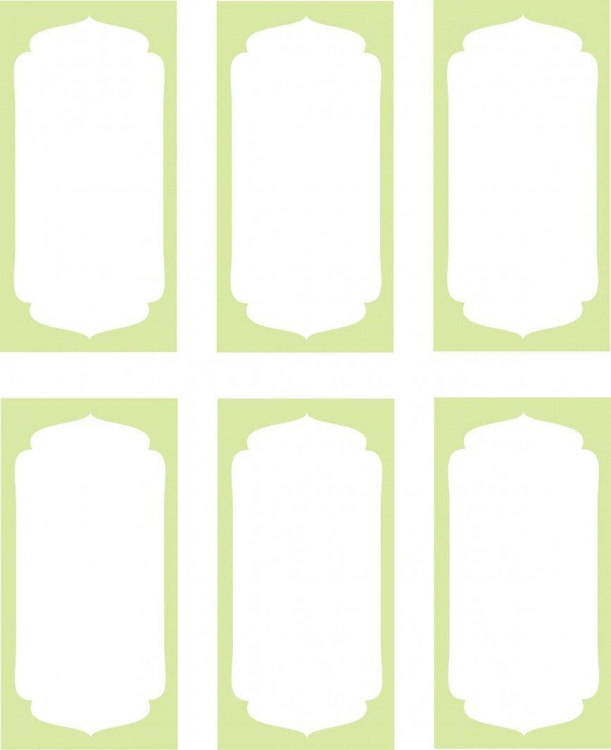 009 Stunning Free Return Addres Label Template 60 Per Sheet High Definition 868