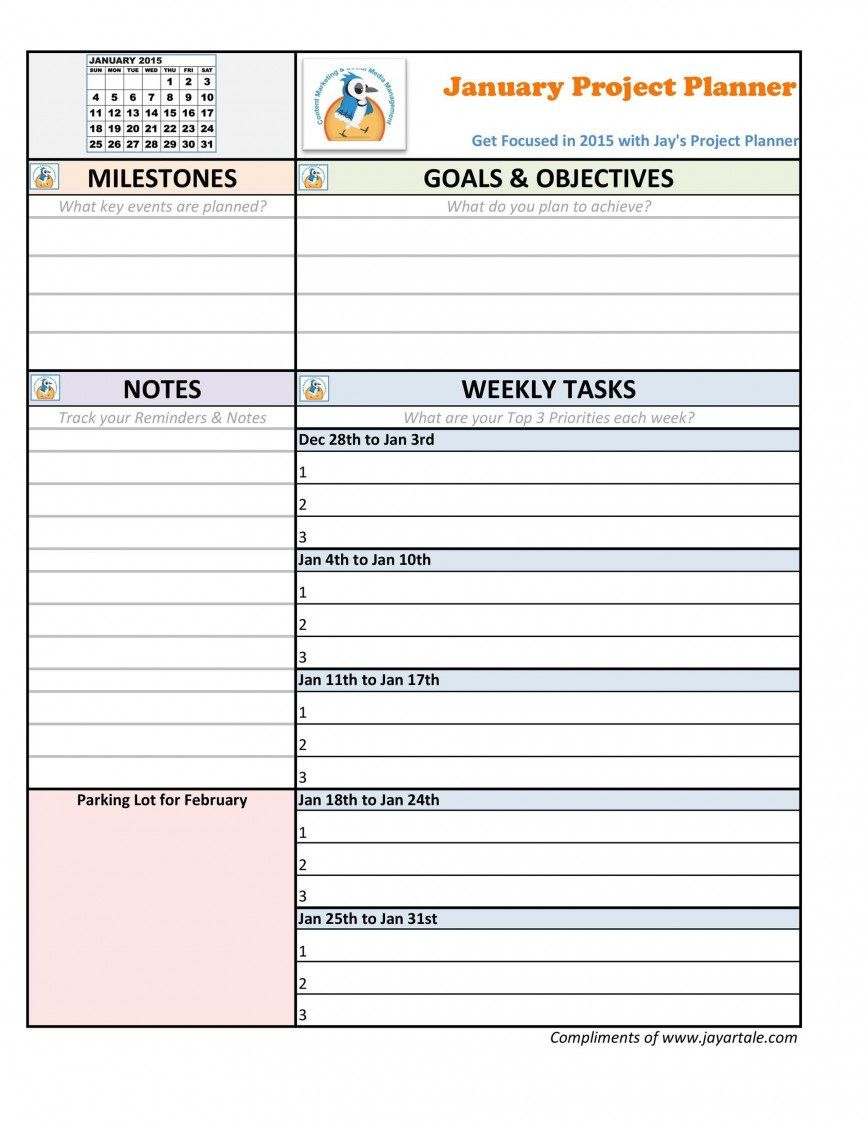 009 Stunning Simple Project Management Plan Template Excel Photo Full