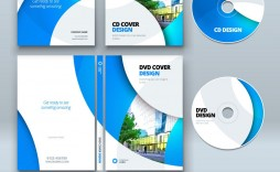 009 Stunning Vector Cd Cover Design Template Free Photo