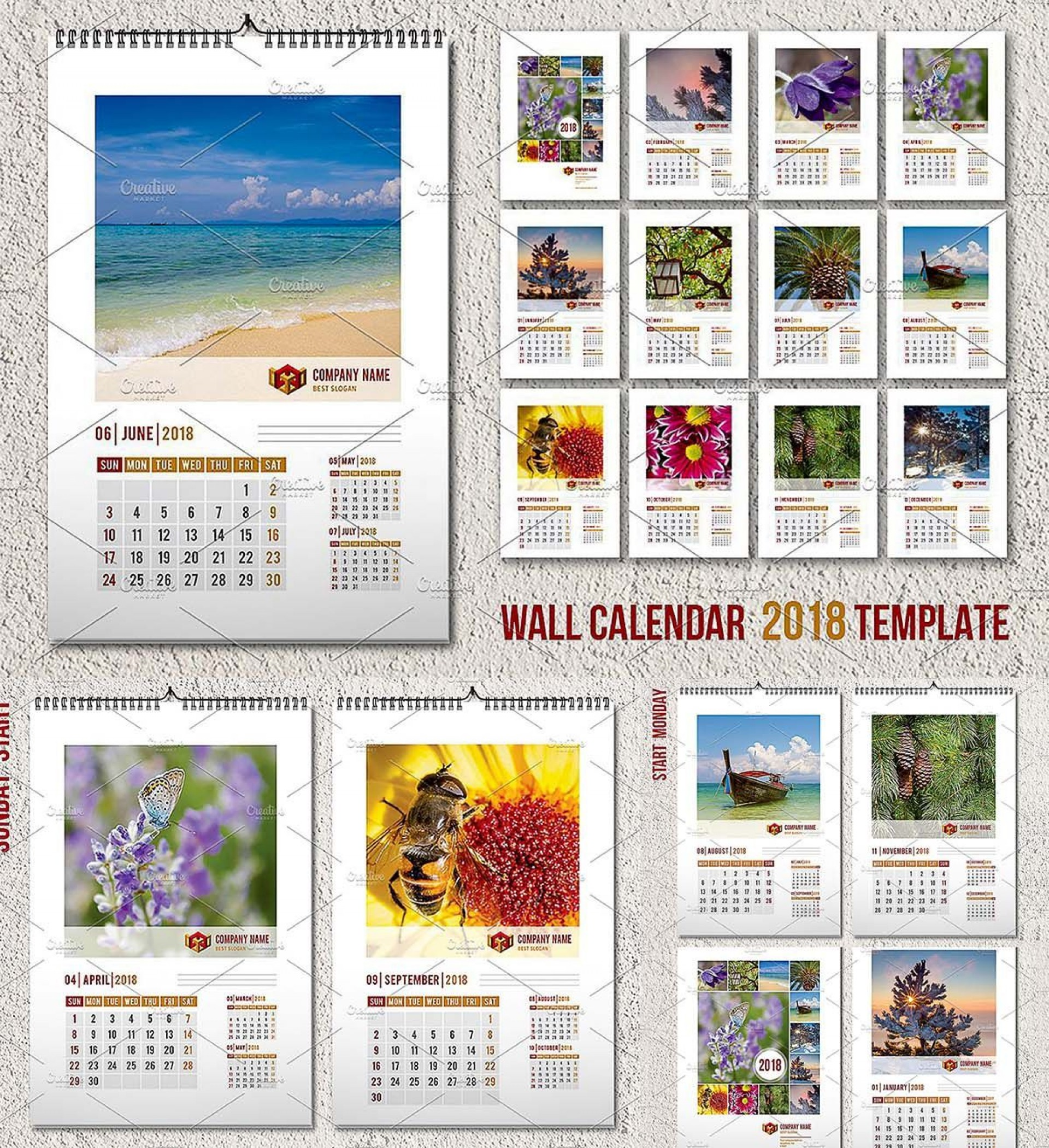 009 Stupendou Calendar Template Free Download High Def  2020 Powerpoint Table Design 2019 Malaysia1920