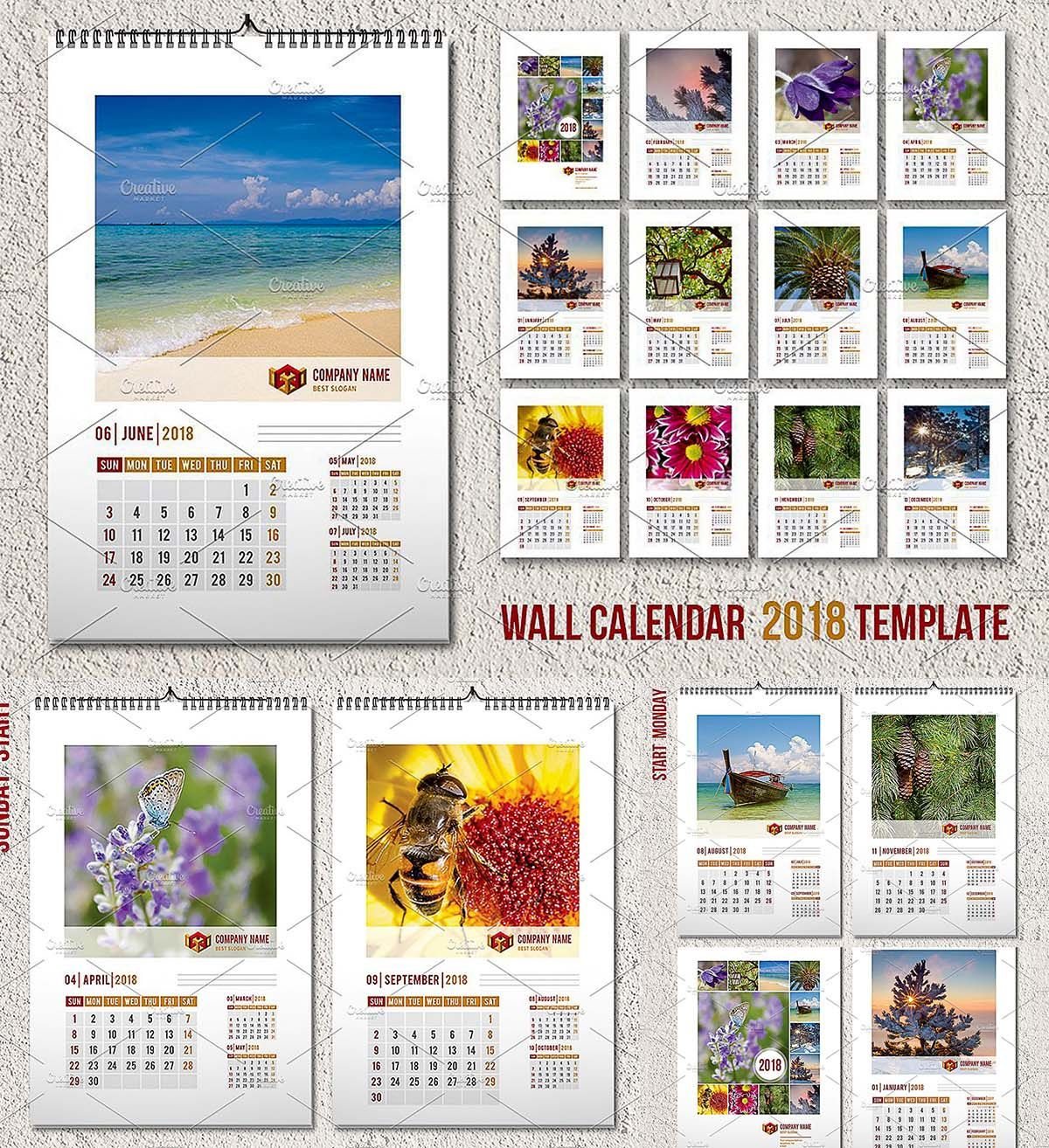 009 Stupendou Calendar Template Free Download High Def  2020 Powerpoint Table Design 2019 MalaysiaFull